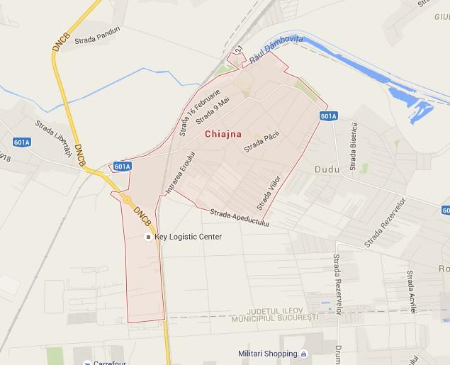 Protectia muncii Chiajna