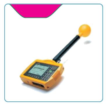 SRM-3006 în banda de frecvenţe 9 kHz – 6 GHz